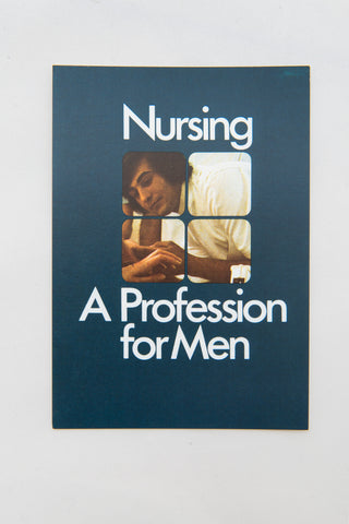 Postcard - Male nurse