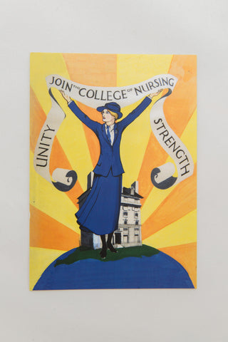 Postcard - Join the College