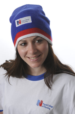 RCN reversible ski hat