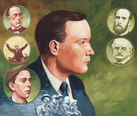 Padraig Pearse - The Road to Rebellion