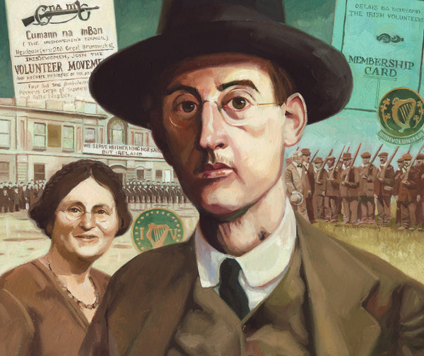 Joseph Plunkett - Assembling the Armies