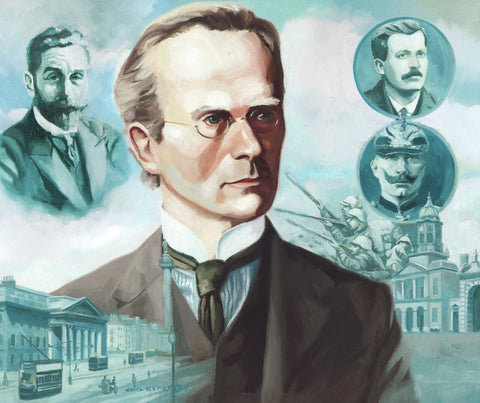 Eoin MacNeill - Planning the Rebellion