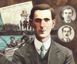 Seán MacDermott - Leaders of the Rising