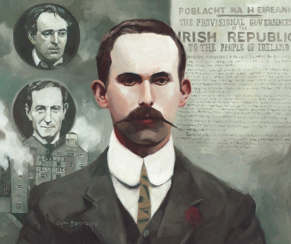 Eamonn Ceannt - The Rising Erupts