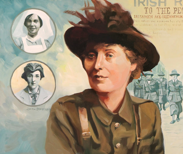 Constance Markievicz - The Women of 1916
