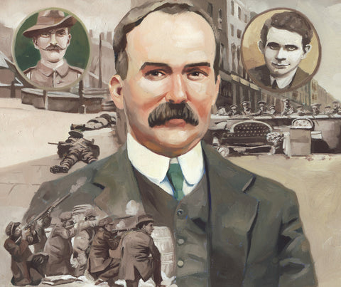 James Connolly - The Six-day Rebellion