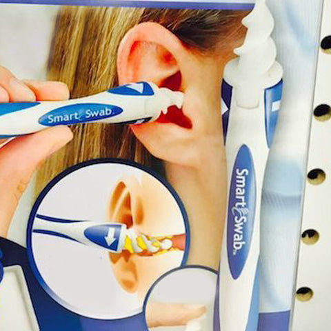 SmartSwab™ - Brand New Ear Wax Removal System!