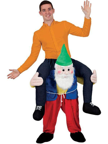 Apparel - Gnome Carry Me Ride On Stag Mascot Costume