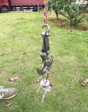 Camping - High Performance Survival Grappling Gravity Hook