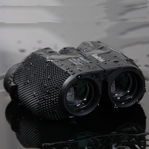 Camping - High Powered Waterproof Night Vision Binoculars For Hunting, Bird Watching, Navigation Or Simply Enjoying Nature