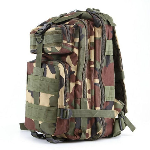 Camping - Outdoor Tactical Military Style Backpack