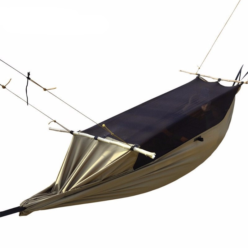 Survival Hammock Water Proof Tear Resistance Amp Mosquito Proof Hobbies Discount