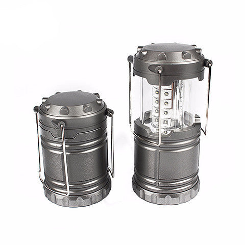 Camping - Ultra Bright Collapsible 30 LED Lightweight Lantern