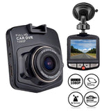 Car Accessories - Car DVR Dash Cam Driving Recorder Mini Portable Full HD 1080P Super Night Vision HDMI