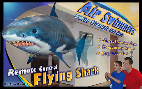 Household - Air Swimmers Remote Control Flying Shark