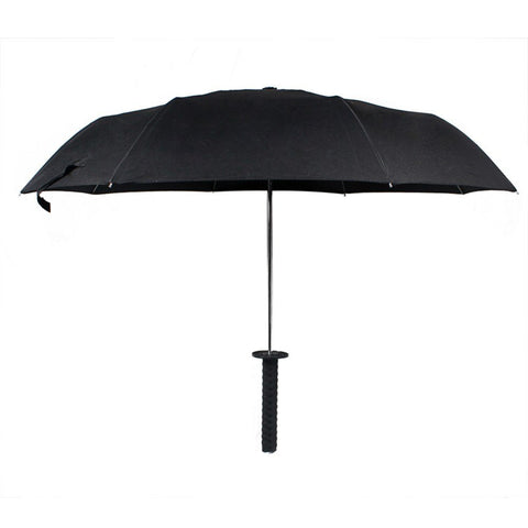 Household - Limited Edition Japanese Samurai Katana Umbrella Foldable