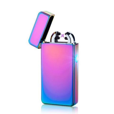 Tech - DualArc PlazmaBurn™ - USB Electronic Windproof Lighter