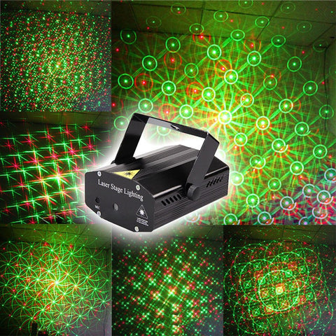 Tech - Multi-Pattern Flower Of Life Laser Projector