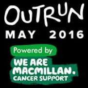 We are OutRun-ning May for Macmillan Cancer Support
