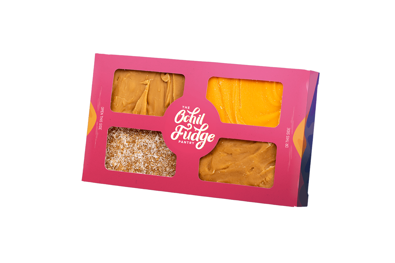 4 Fudge Gift Box