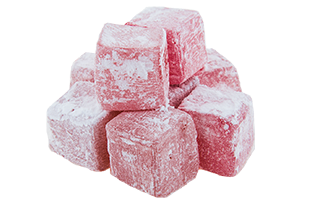 Rose Turkish Delight