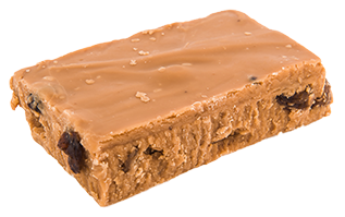 Rum 'N' Raisin Fudge