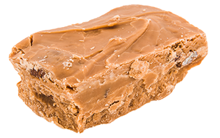 Maple & Pecan Fudge