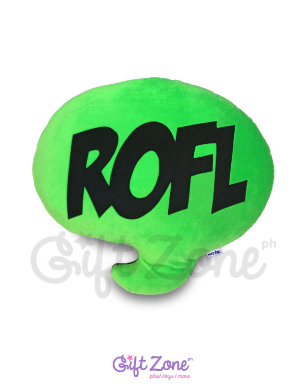 ROFL Chat Pillow