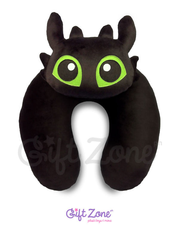 Toothless Neck Pillow