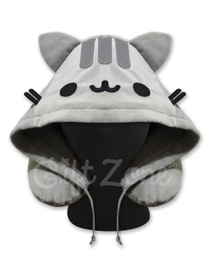Pusheen Hoodie Travel Neck Pillow