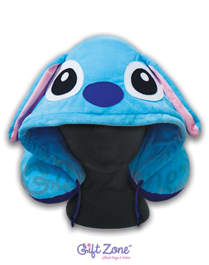 Stitch Hoodie Travel Neck Pillow