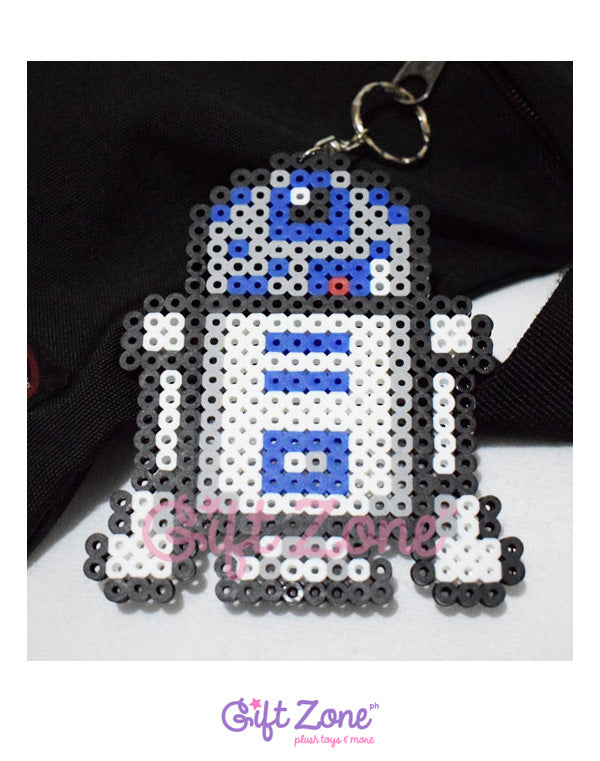 Fused Beads - R2D2