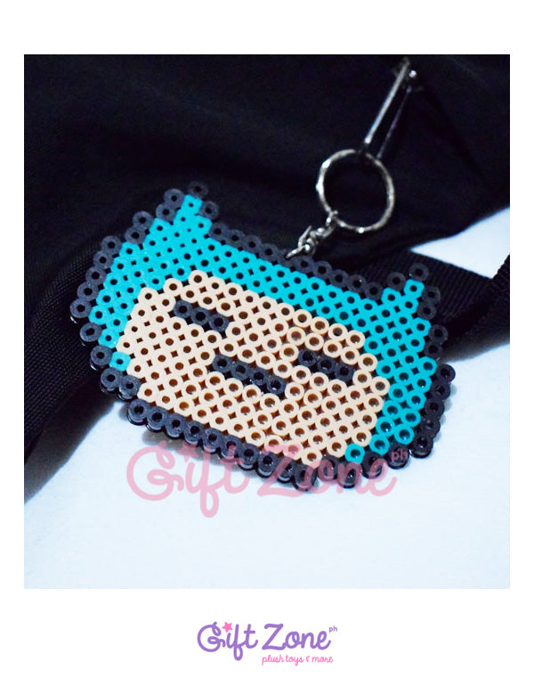 Fused Beads - Snorlax