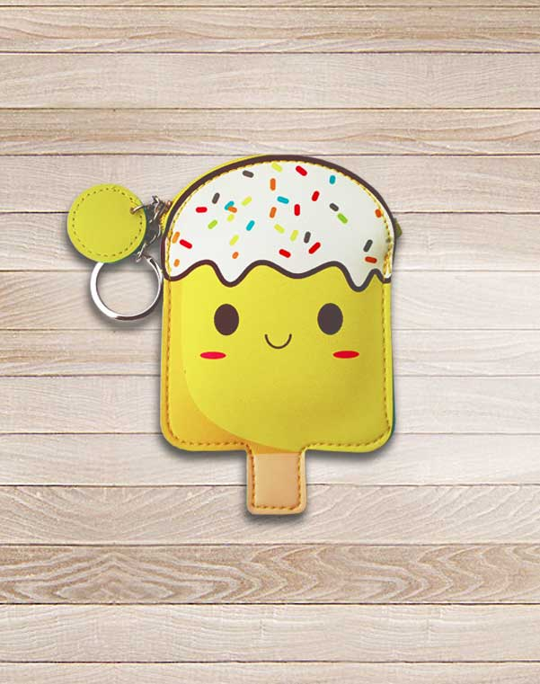 Kawaii Popsicle - Coin Purse / Wallet