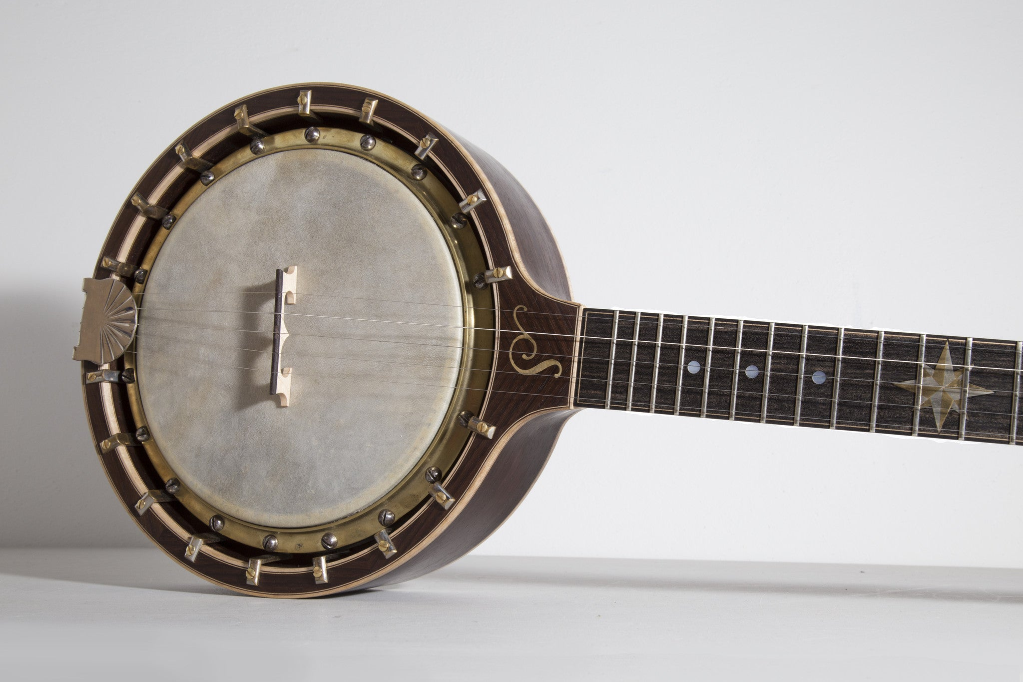 Shackleton Centenary Zither Banjo