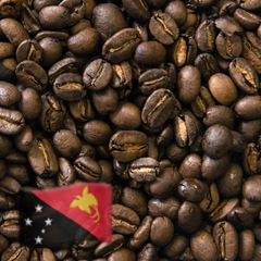 PNG Peaberry