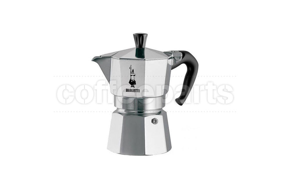 BIALETTI 4 CUP MOKA EXPRESS STOVE TOP COFFEE MAKER