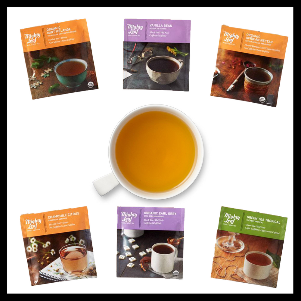 Assorted Mighty Tea's [50 Pack]