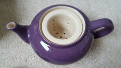 Le Creuset Small Teapot with Infuser 0.6L (cassis) - 阿太雜貨 (英國,香港集運) - 2