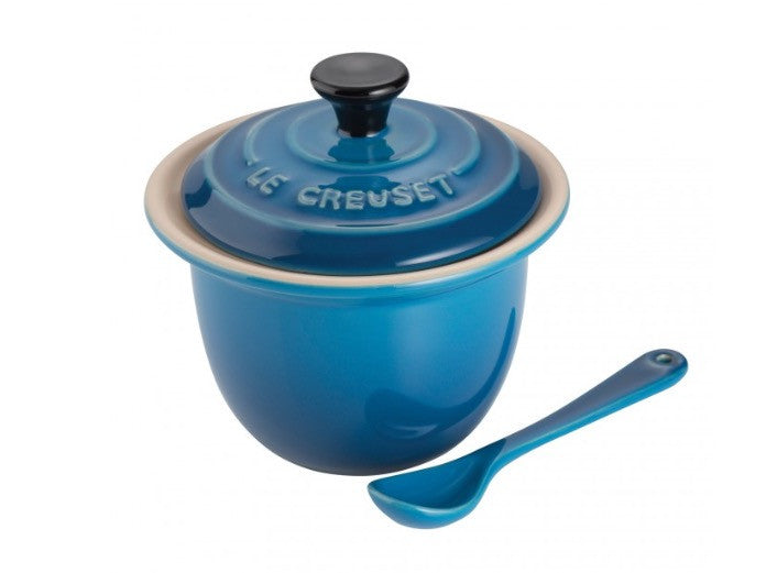 Le Creuset Condiment Pot with Spoon - 阿太雜貨 (英國,香港集運)