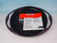 Le Creuset grill (26cm round grill with handle) - 阿太雜貨 (英國,香港集運) - 1