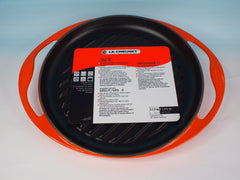 Le Creuset grill (26cm round grill with handle) - 阿太雜貨 (英國,香港集運) - 3