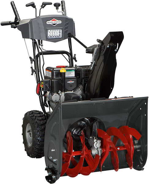 Briggs and Stratton S1024 snowblower