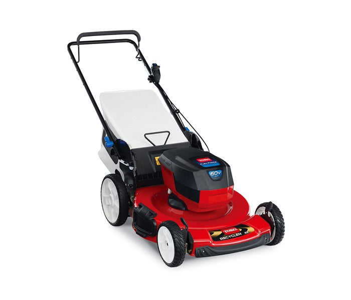 Toro Battery Mower, Push, 20361