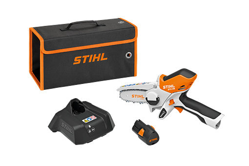 STIHL GTA26 battery pruning saw