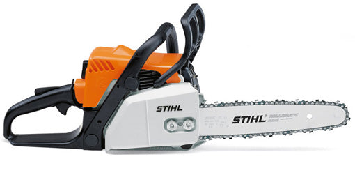 STIHL MS170 chainsaw, with WoodPro Kit