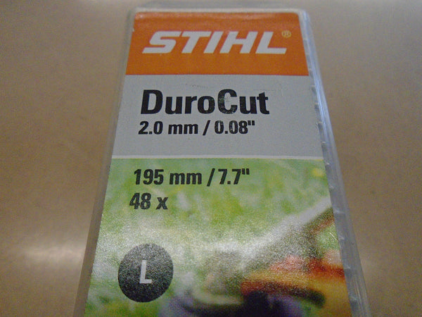 STIHL DuroCut Replacement Line 48pk