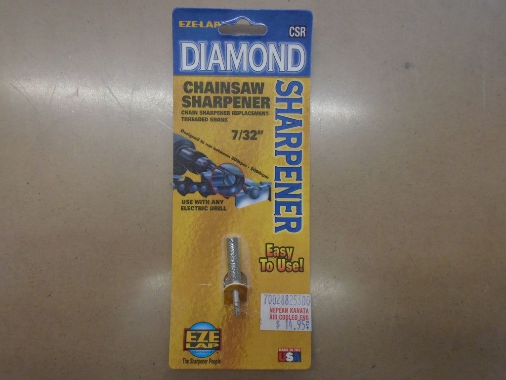 Diamond Chain Sharpener
