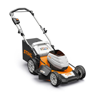 STIHL RMA460V battery self propelled lawnmower
