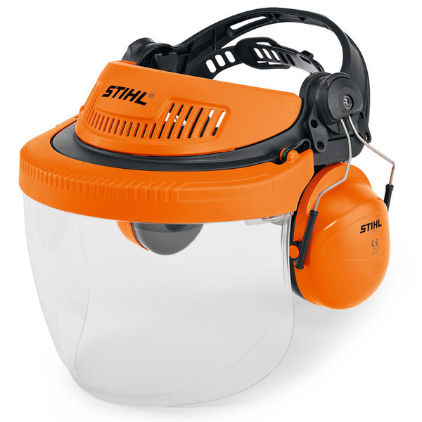 STIHL G500 Face & Hearing Protection